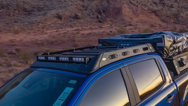 Ford Ranger 2019 Mule Ultra Roof Rack Expedition One