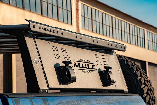 Complete Large Mule Baki Rack System For Full Size Truck