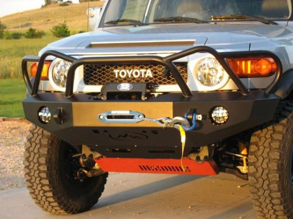 Fj Cruiser Front Bumper Expedition One