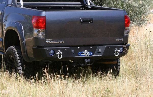 Expedition One Range Max Tundra Rear Bumper Expedition One