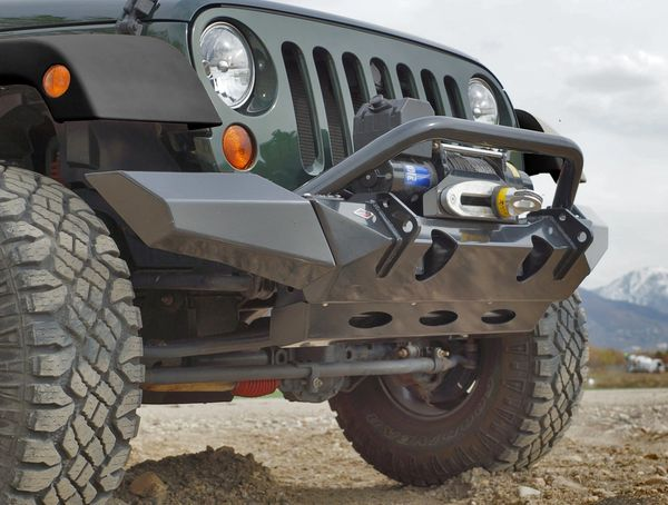 Mule Equipment Mid Width Front Bumper Expedition One