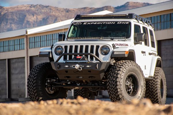 2018 Jeep Jl Mule Ultra Roof Rack Expedition One