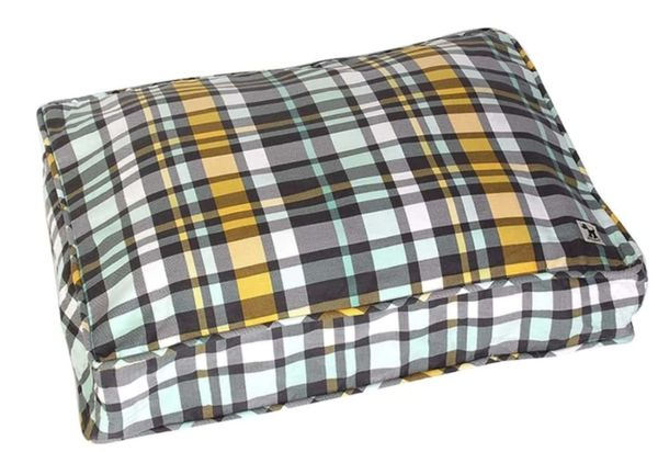 Northwestern Girl Dog Bed Duvet by Molly Mutt