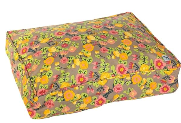 Time After Time Dog Bed Duvet by Molly Mutt