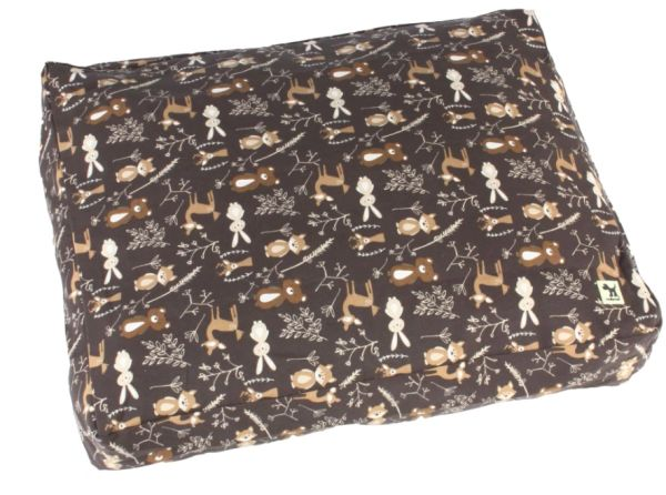 Gorgeous Creatures Dog Bed Duvet by Molly Mutt
