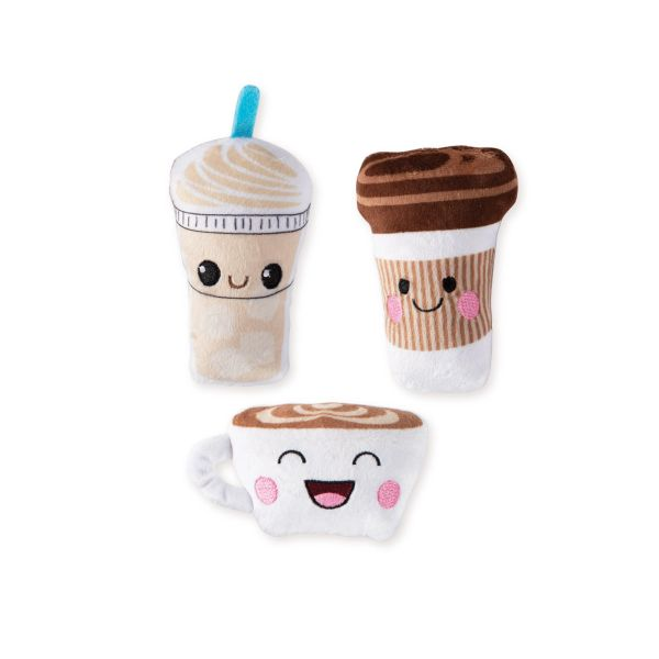 """Java the Mutt"" Coffee 3 Piece Mini Set by Fringe Studio"