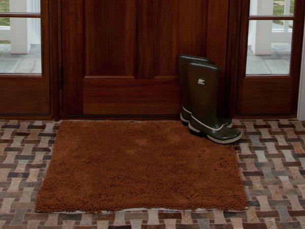 Caramel Doormat by Soggy Doggy