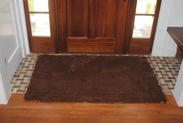 Chocolate Doormat by Soggy Doggy