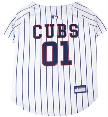 Chicago Cubs Dog Jersey from Pets First Co