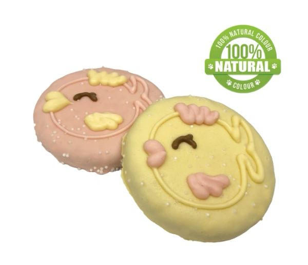 Dog Days of Summer Kissy Fish Cookies by Bosco & Roxy's