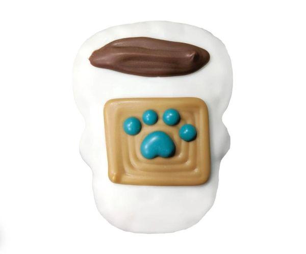 Starbarks Latte Cookie by Bosco & Roxy's
