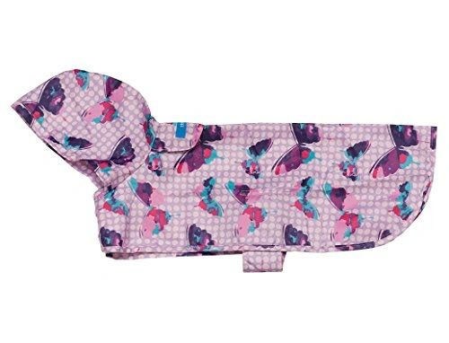 """Packable Poncho """"Butterflies"""" by RC Pet Products"""