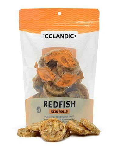 Icelandic+ Redfish Skin Rolls - 3oz