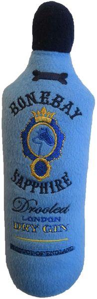 Bonebay Sapphire Plush Toy by dog Diggin Designs