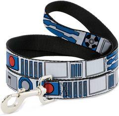 R2-D2 Star Wars Leash by Buckle-Down