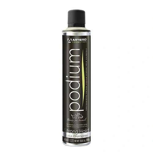Podium Strong Hold Hairspray 12.55oz