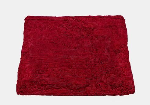 Cranberry Doormat by Soggy Doggy