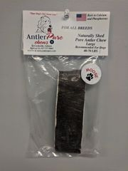 Naturally Shed Moose Antler - Large by AntlerPure Chews Plus