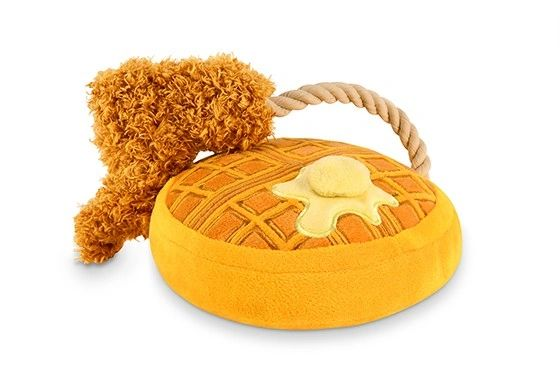 Barking Brunch Chicken and Woofles Toy by PLAY