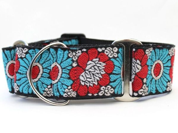 "Martingale Collar in ""Hendrix"" by Diva Dog"