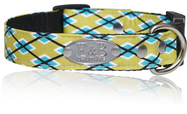 Colton Dog Collar by E&B Couture