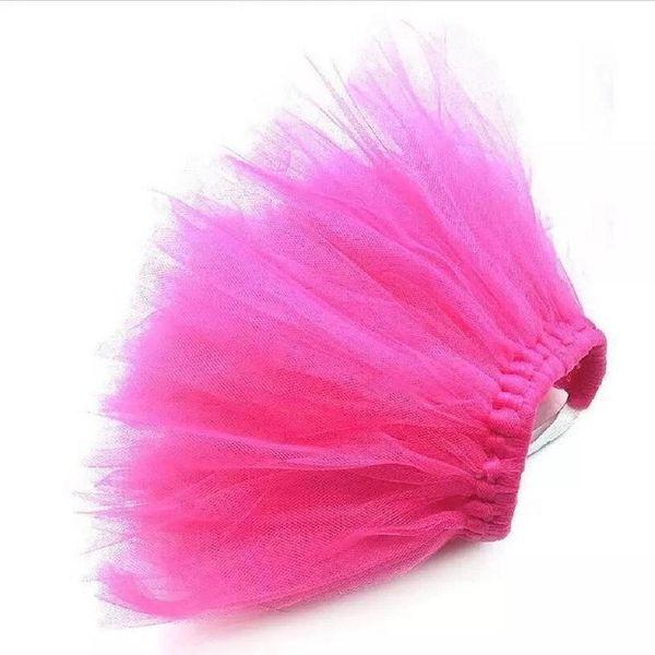 Hot Pink Pet Tutu by Tutu Joli