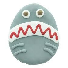 Shark Mouth Gourmet Cookie by Bosco & Roxy's
