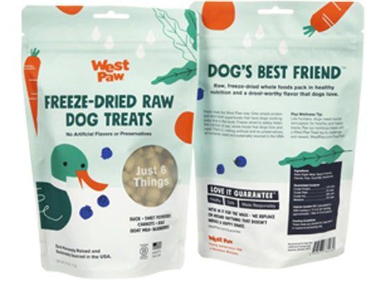 Duck & Sweet Potato Freeze Freeze-Dried Raw Treats by West Paw, Inc.