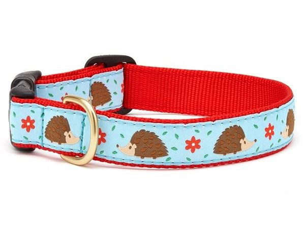 Hedgehog Dog Collar by Up Country Inc