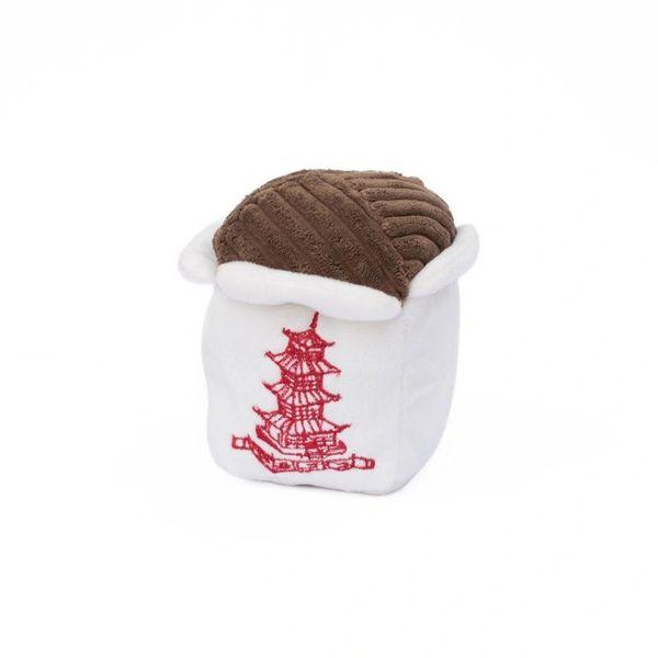 NomNomz Chinese Take Out Plush by Zippy Paws