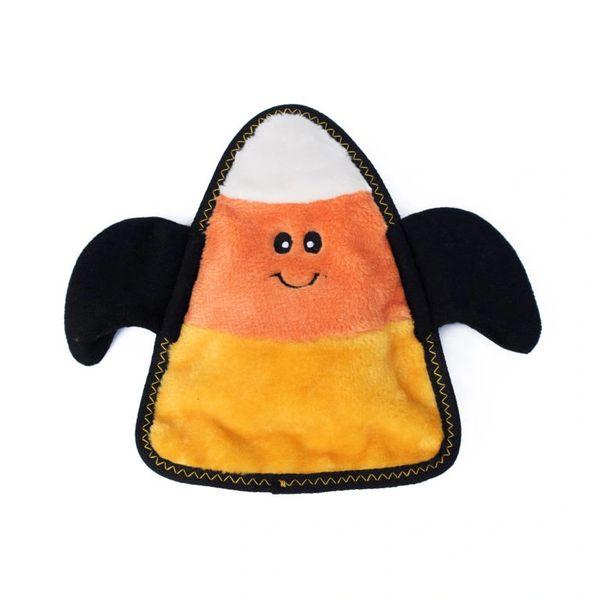 Z-Stitch Candy Corn Bat Plush by Zippy Paws