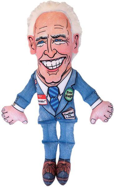 Joe Biden Political Parody Plush by Fuzzu