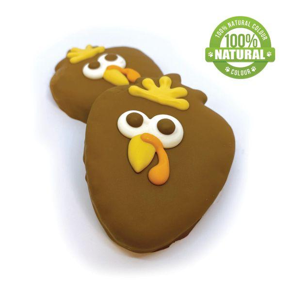 Turkey Cookie by Bosco & Roxy's