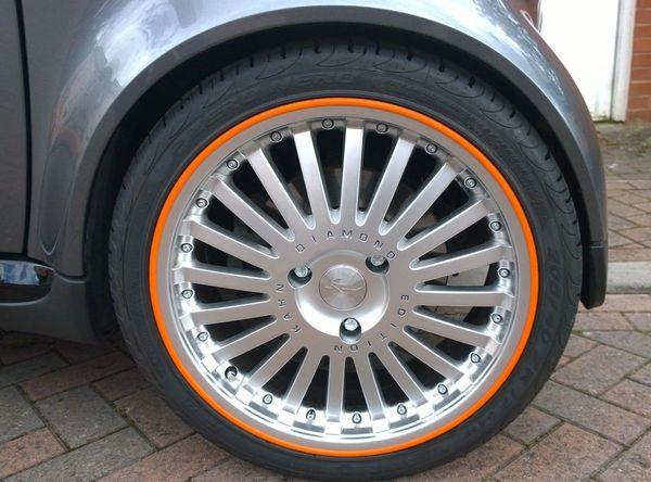 RimSavers kit orange