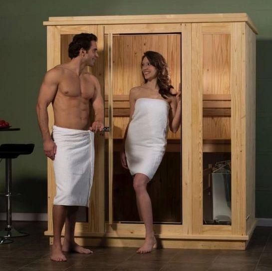 Almost Heaven Saunas  Bluestone Sauna