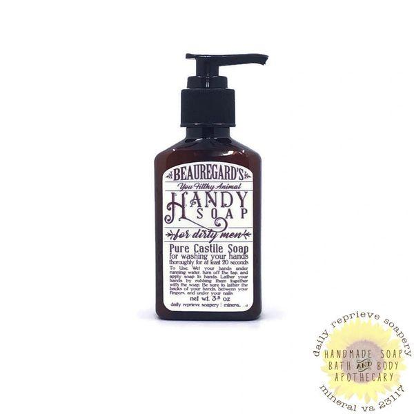 Beauregard's You Filthy Animal Handy Soap (3.5 oz)