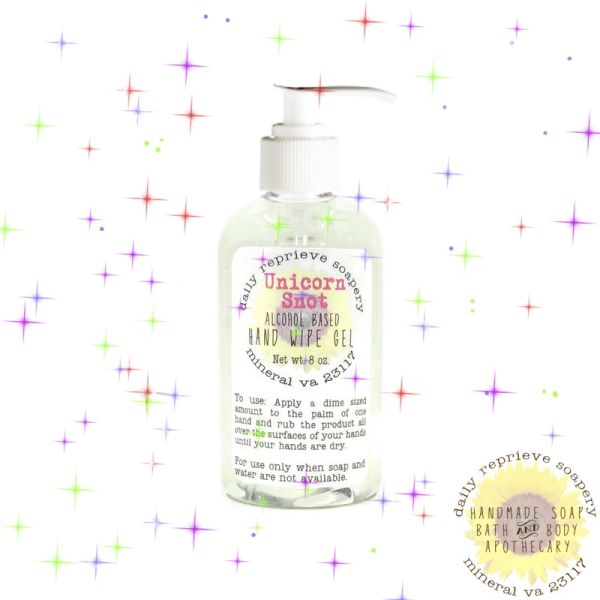 Hand Sanitizer 8 oz - Assorted