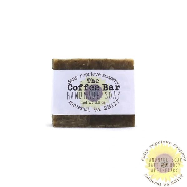Coffee Bar Goat Milk Soap