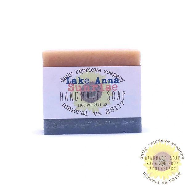 Lake Anna Sunrise Soap