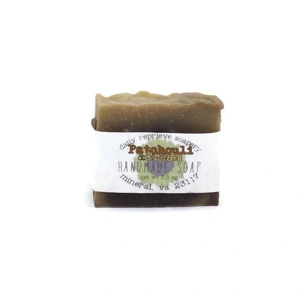 Patchouli & Cream Soap