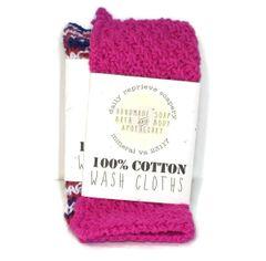 Cotton Wash Cloth