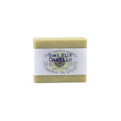 Goat Milk Castile Soap