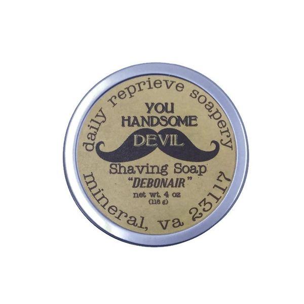 "Shaving Soap ""DEBONAIR"""