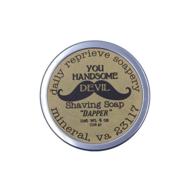 "Shaving Soap ""DAPPER"""