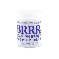 BRRRx Cold Weather Barrier Balm (3 oz)