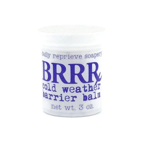 BRRRx Cold Weather Barrier Balm (3 oz)