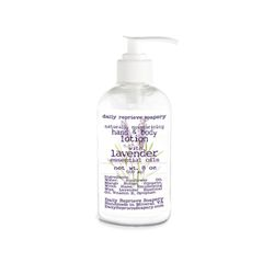 Lavender Hand and Body Lotion (8 oz)