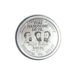 "Beard Balm ""DARLING"""