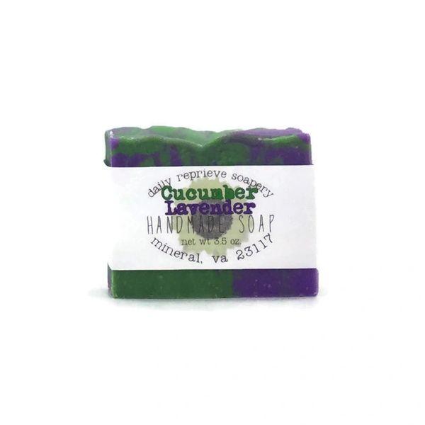 Cucumber Lavender