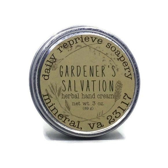 Gardener's Salvation Balm (3 oz)